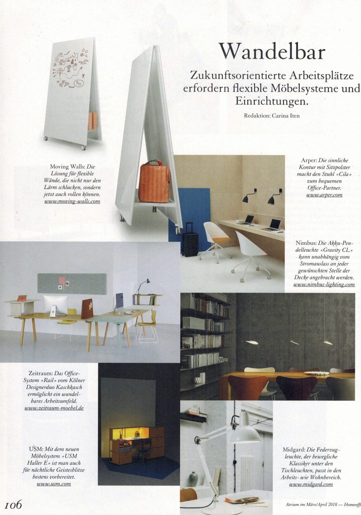 Moving Walls in Atrium – BRAND. KIOSK | COMMUNICATION CONSULTANCY
